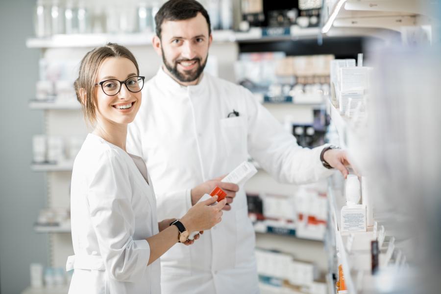 Maître de stage pharmacien d'officine
